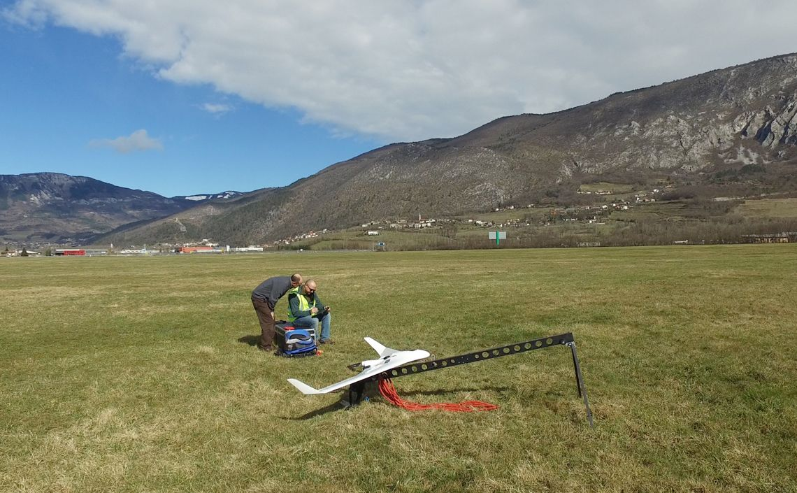C-Astral Bramor Training in Slovenia